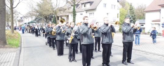 Das FMK beim 626. Bochumer Maiabendfest 2014 in Bochum