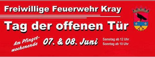 Feuerwehrfest der Freiwilligen Feuerwehr Essen-Kray